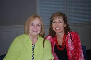 Lisa and her mom, Sharon
