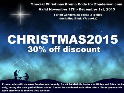 Blogger  Christmas discount code 2015